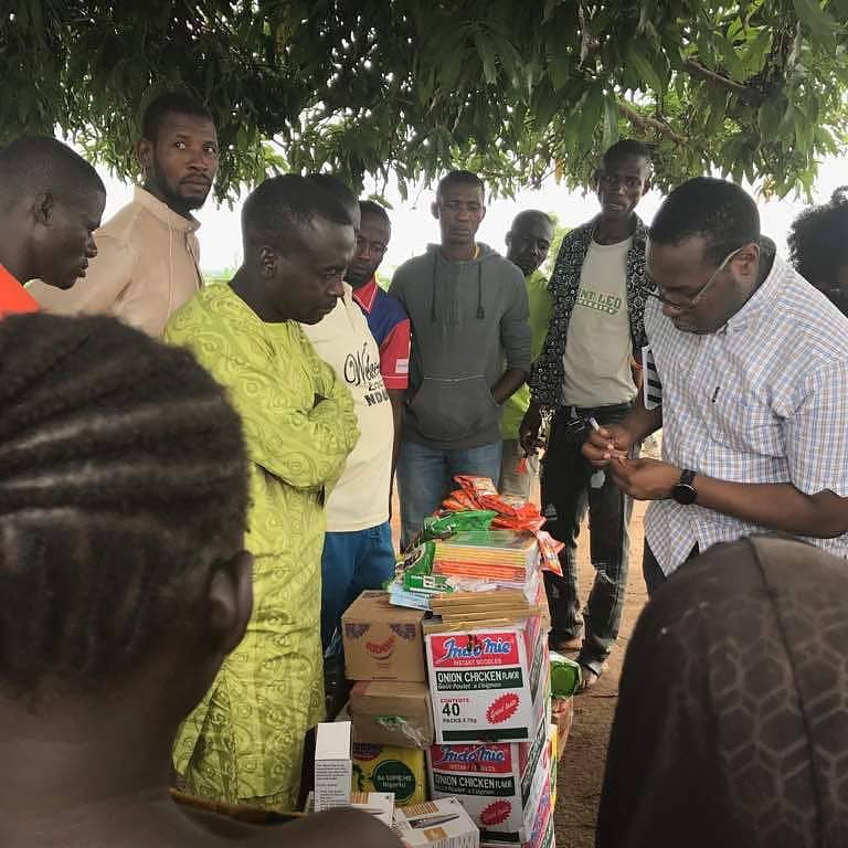 Mavis Education in Response to Conflict (MER-C): Visit to IDP Camp in Wasa District, FCT