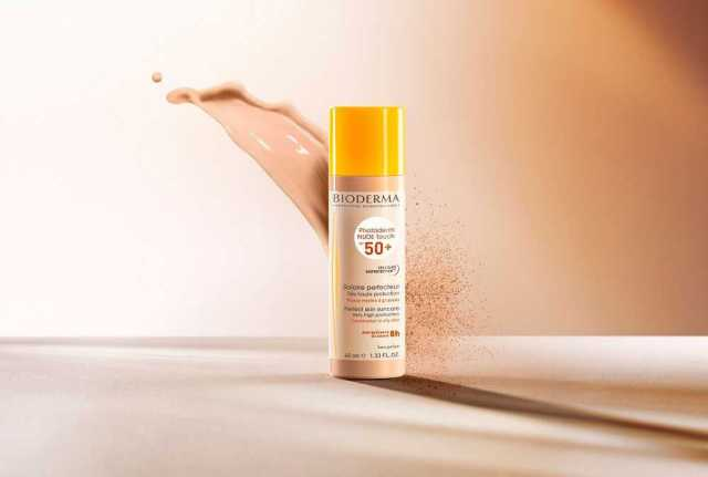 bioderma -photoderm-nude-touch