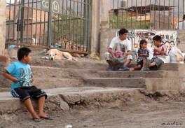 Comas, a las afueras de Lima