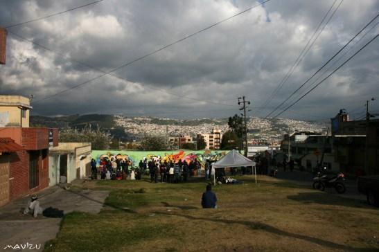 La Mena 2, Quito.