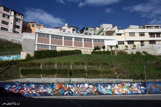 Centro de Arte Contemporáneo, Quito.