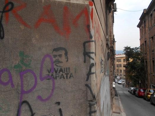 Por las calles empinadas que topan con Maršala Tita, Bosnia & Herzegovina
