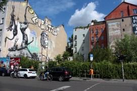 ROA. Oranienstraße, Kreuzberg, Berlin, Alemania.