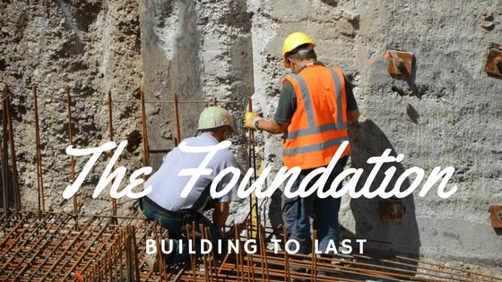 Jesus Christ the firm Foundation