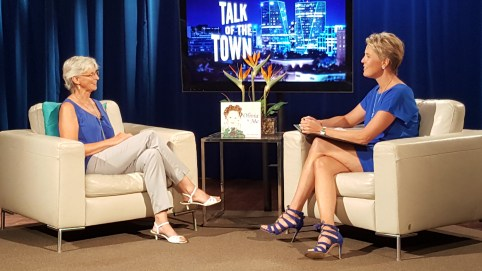 Talk of the Town - Access TV - with Lisa Peters
