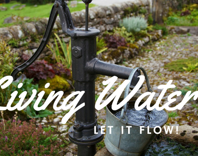 Rivers of Living Water From Within – The Holy Spirit