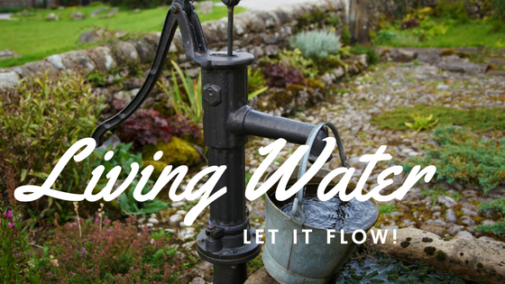 Living Water - Let it Flow!