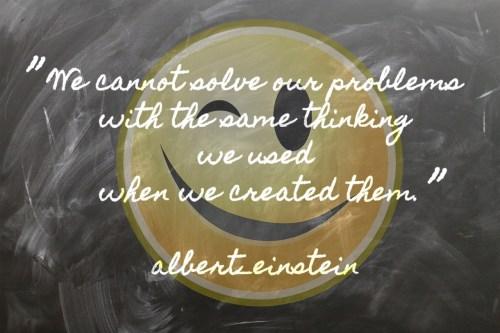Wisdom Albert Einstein