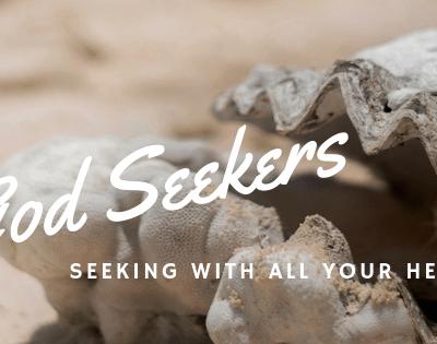 God Seeker – Seeking God With All Your Heart