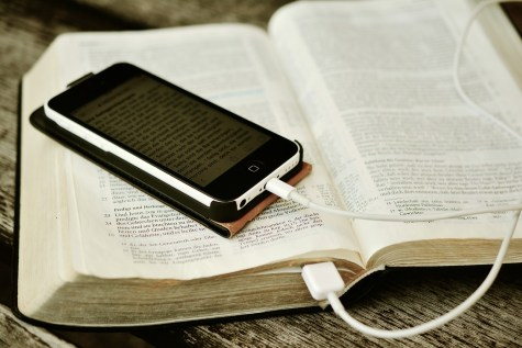 The Bible - Hardcopy or Digital
