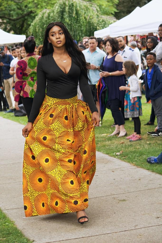 DSC 4062 R COL SHARP - African Designer in Vancouver