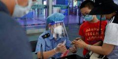 معلومات عن الطاعون الدبلي في الصين