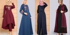 طرق لف الحجاب للمناسبات 2020