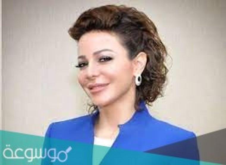 الفنانة سوزان الصالح