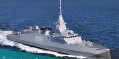 سفينة حربية صغيرة الحجم سريعة تستخدم للمناورة