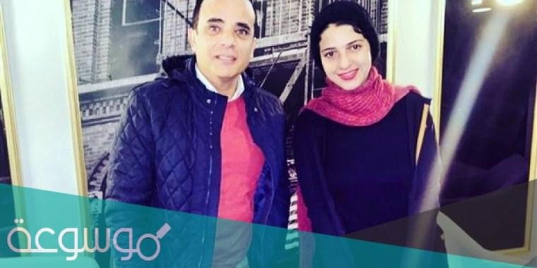 من هي زوجة محمد الشقنقيري