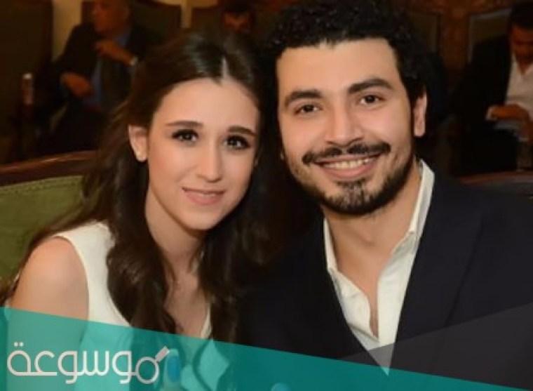 من هي زوجة محمد انور