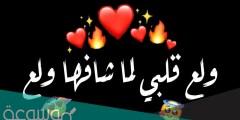كلمات مهرجان ولع قلبي لما شافها ولع
