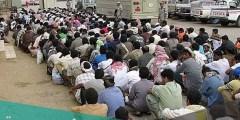 ترحيل اليمنيين من السعودية 2021