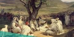 هل قريش من العرب
