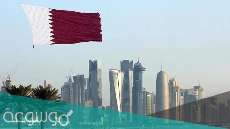 كم عدد سكان قطر المواطنين 2021