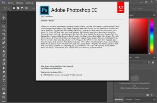 Adobe Photoshop CC2015.5