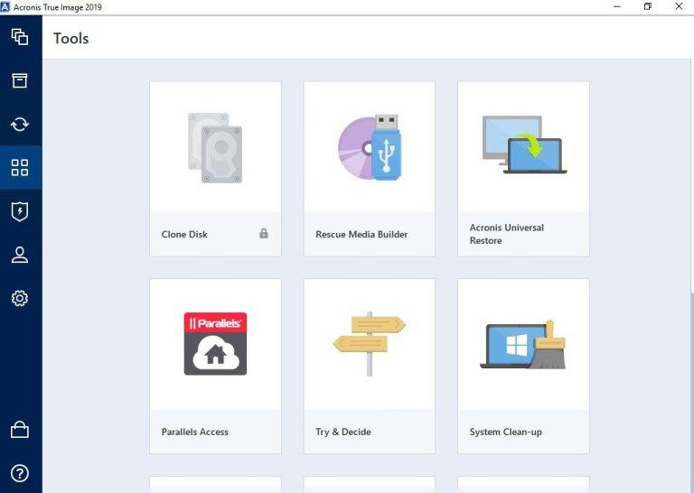Acronis True Image 2019 [Full] + ไฟล์บูต ISO แบ็คอัพข้อมูล ติดตั้งง่าย!
