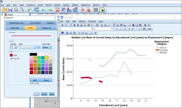 IBM SPSS Statistics 26.0.0.1 (Full) ฟรี โปรแกรมวิเคราะห์ทางสถิติ
