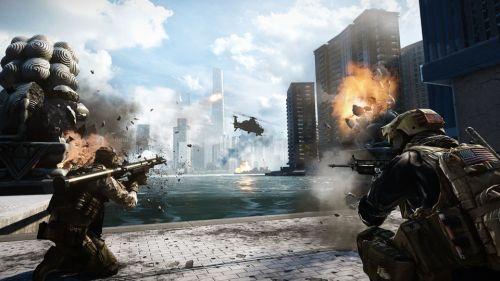 โหลด Battlefield 3 [PC] ตัวเต็ม ไฟล์เดียว Offline   Update9 ล่าสุด! 2018