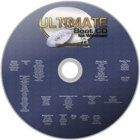 Ultimate Boot CD 5.3.9 [Full] ISO แผ่นบูทสำหรับซ่อมคอม ฟรี
