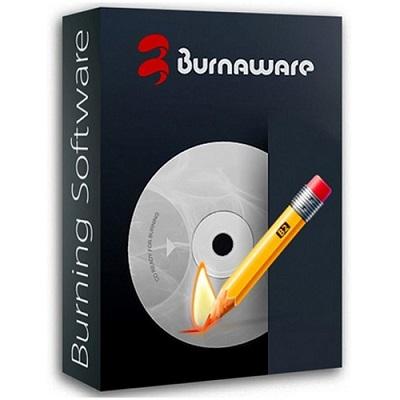 BurnAware Pro box