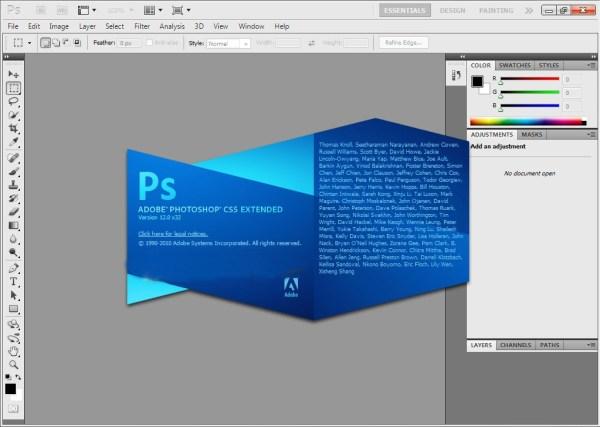 โหลด Photoshop CS5.1 Extended [Full] ถาวร ไฟล์เดียว ตัวเต็มล่าสุด
