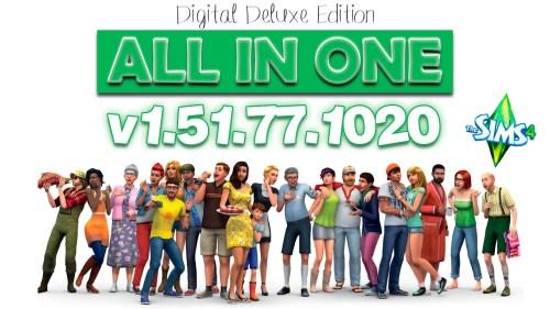 The Sims 4 Digital Deluxe | Mod ไทย | All DLC's ทุกภาค!(5/2019)