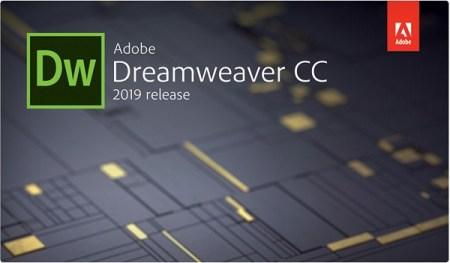 Adobe Dreamweaver CC 2019 v19.2.1 [Full] ถาวร ติดตั้งง่าย!