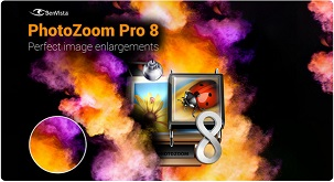 PhotoZoom Pro 8.0.6 Full + Portable ถาวร ขยายภาพไม่ให้แตก