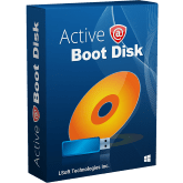 Active@ Boot Disk 16.0 [Full] แผ่นบูตฉุกเฉิน Win10 PE ISO ฟรี