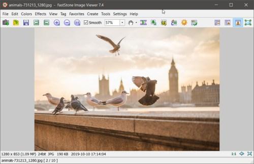 FastStone Image Viewer 7.5 [Full] จัดการ/ตกแต่ง/ดูรูปสุดครบครัน