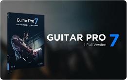 Guitar Pro 7.5.5 [Full] ถาวร โปรแกรมฝึกเล่น จับคอร์ดกีต้าร์