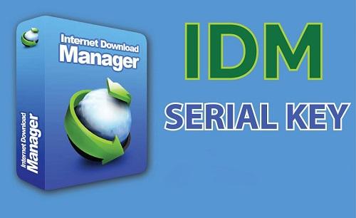 หมายเลขซีเรียล IDM 2021 ฟรี IDM Key