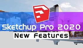 SketchUp Pro 2020 v20.2 [Full] ถาวร + ปลั๊กอิน V-Ray 5.00 ล่าสุด!