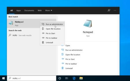 วิธีแก้ไขไฟล์ HOSTS ใน Windows 10 ง่ายๆ ใช้ได้ 100% by Mawto
