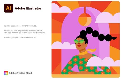 Adobe Illustrator 2021 v25.2.1.236 (Full) ถาวร ลงง่ายใช้ได้ 100%