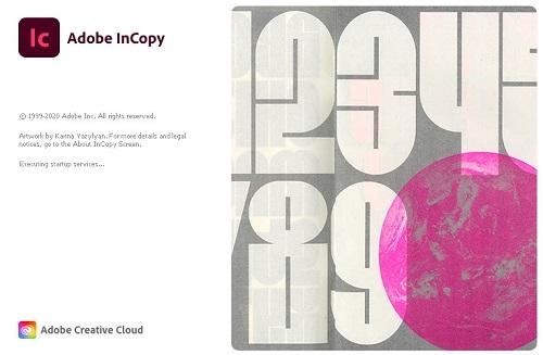 Adobe InCopy 2020 Logo
