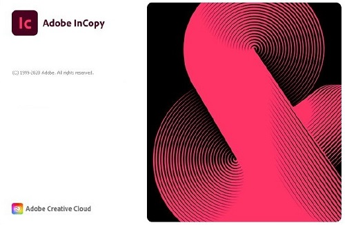 Adobe InCopy 2021 Logo