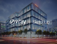 V-Ray 5 for SketchUp Logo