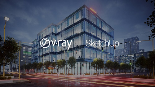 V-Ray 5 for SketchUp Logo