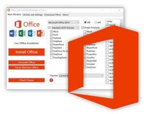 Office C2R Install Logo