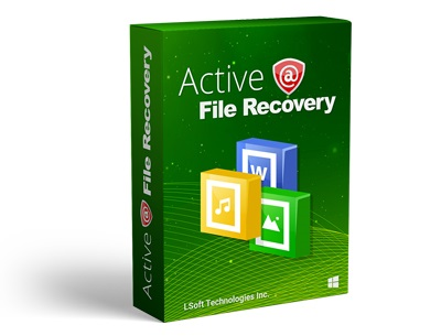 Active File Recovery Icon