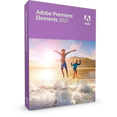 Adobe Premiere Elements 2021 logo