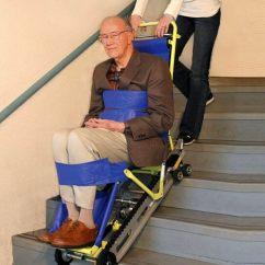 Evac Chair Canada Chairs That Rock And Swivel Evacuation Emergency Stair Device From Garaventa Max Ability Evacu Trac